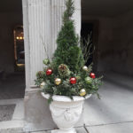 Junior Terrace, Holiday Planter