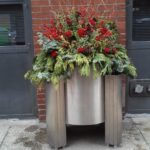 Chicago River North Flower Planters