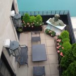 Lake Shore Drive Rooftop Garden
