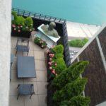 Lake Shore Drive Urban Rooftops