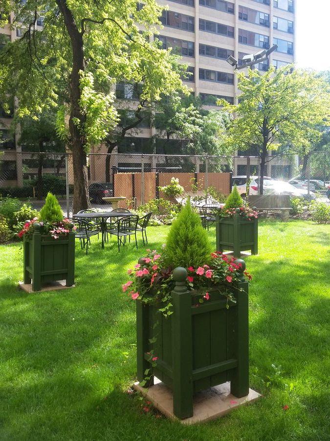 Hyde Park Urban Landscaping