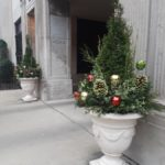 Junior Terrace planter in Chicago